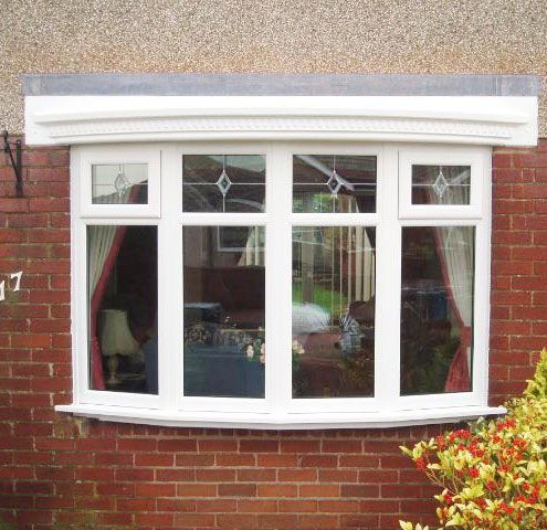 bow window available from cardinal home improvements