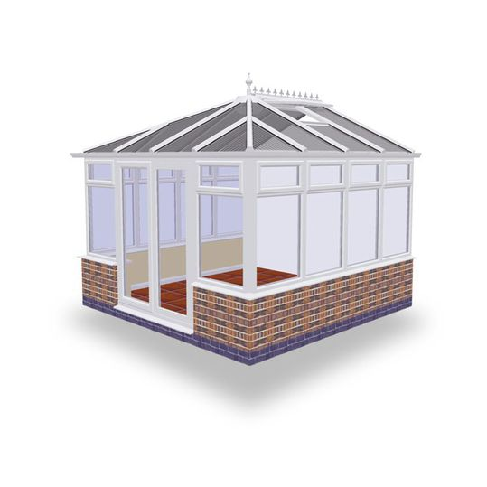 Conservatory diagram