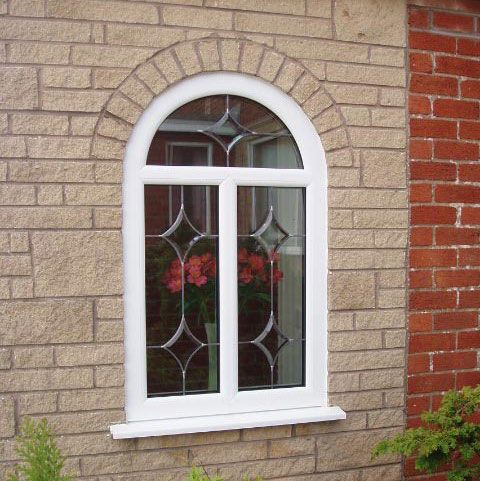 arched window available from cardinal home improvements